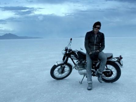 Tyler Johnson dans le film On The Horizon (photo fournie par la production)