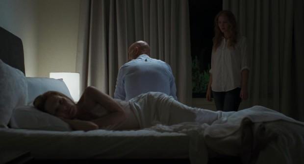 James Hyndman de dos dans Boris sans Béatrice (courtoisie K-Films Amérique)
