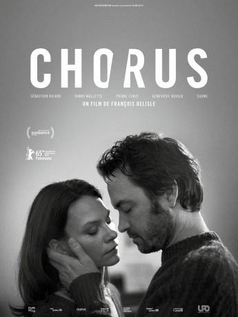 Affiche française du film québécois Chorus (UFO Distribution)