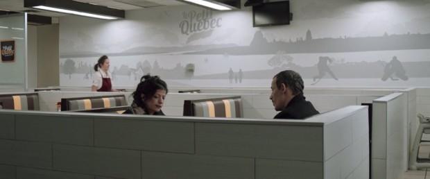 Karina Aktouf et Rabah Ait Ouyahia dans Montréal la blanche (réal. Bachir Bensaddek - Dist. K-Films - source image: filmsquebec.com)