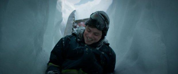L'acteur américain Dane DeHaan dans Two Lovers And A Bear de Kim Nguyen (Source: Max Films)