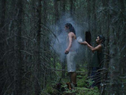 Image extraite du film Avant les rues - La purification de Shawnouk