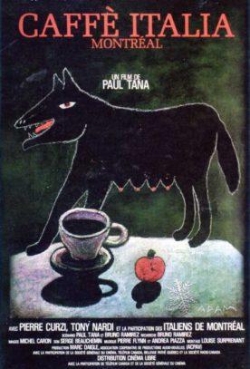 Caffè Italia, Montréal – Film de Paul Tana