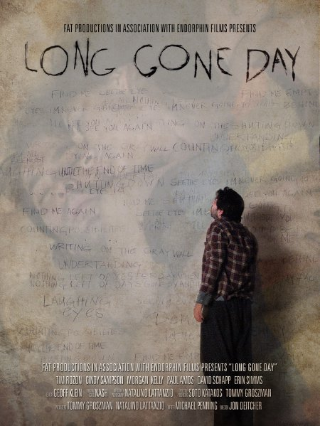 Affiche du film Long Gone Day (Jon Deitcher, 2014 - ©Endorphin Films)
