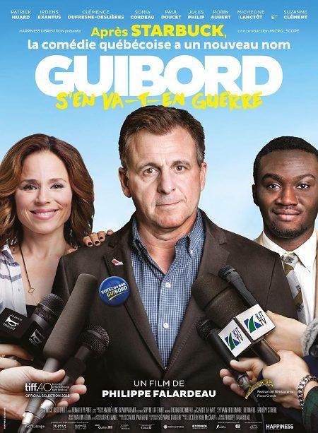 affiche française du film Guibord s'en va-t-en guerre