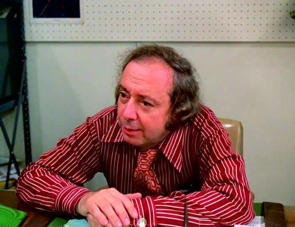Image du comédien René Caron dans O.K. Laliberté (Marcel Carrière, 1973)