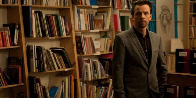 Image officielle du comédien Martin Desgagné dans le film D'encre et de sang (2016)