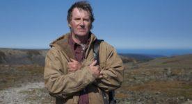 Photo de Marc Messier dans le film de Richard Angers Le pacte des anges (courtoisie)