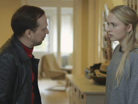 Victoria Carmen Sonne et Philippe Lesage dans le film Copenhague A Love Story