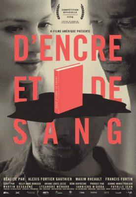 D'encre et de sang – Film de Alexis Fortier Gauthier, Maxim Rheault et Francis Fortin