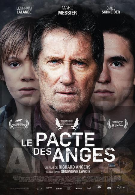 Affiche du film Le pacte des anges