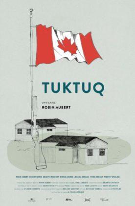 Affiche du film Tuktuq de Robin Aubert (K-Films Amérique)