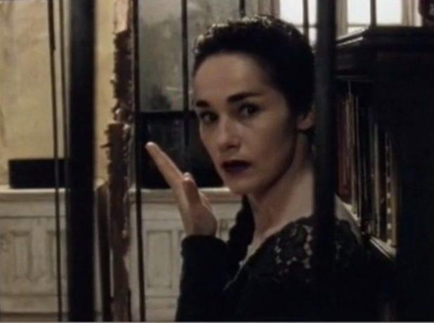 Linda Roy dans le film La bête de foire (Isabelle Hayeur)