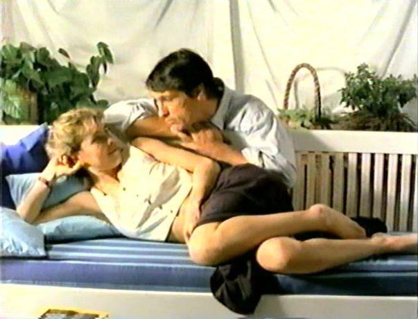 Les acteurs Léa Marie Cantin et Jean L'Italien dans le film de Johanne Prégent Blanche est la nuit