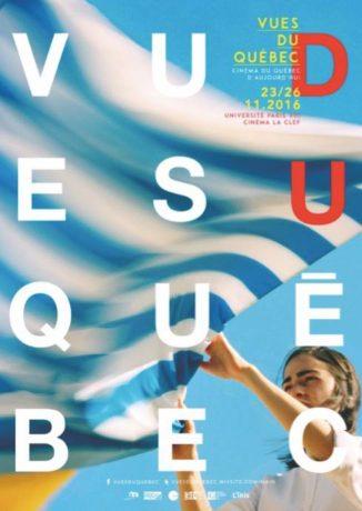 affiche de l'événement Vues du Québec 2016
