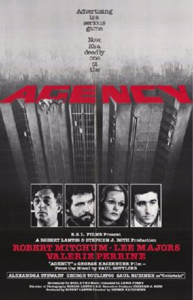 Agency – Film de George Kaczender