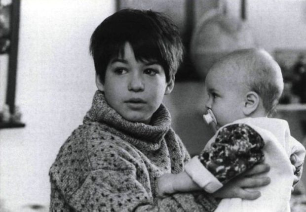 Marc-André Grondin et Charlotte Lacoursière dans La fête des rois de Marquise Lepage (photo Jan Thijs - Collection filmsquebec.com)