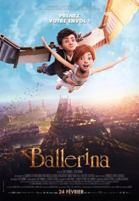 Affiche du film d'animation Ballerina