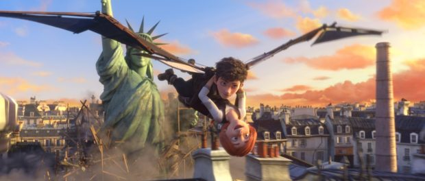 Image extraite du film Ballerina - COPYRIGHT-2016-mitico—gaumont—m6-films