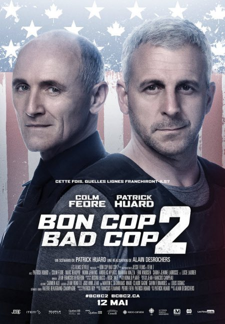 Affiche officielle Bon Cop Bad Cop 2