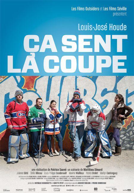 Affiche du film Ça sent la coupe (©Les Films Séville)