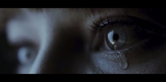 Les oubliés d'Izabel Grondin, image extraite du teaser promo