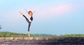 Image extraite du film Ballerina