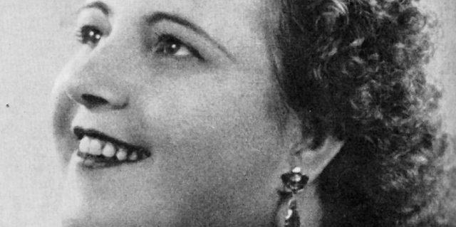 Portrait de Mary Travers dite La Bolduc