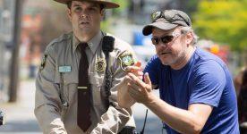 Sur le film Bon Cop Bad Cop 2 - Alain desrochers en tournage