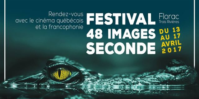 Visuel du Festival 48 images seconde 2017