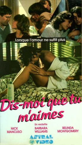 Tell Me That You Love Me – Film de Tzipi Tropé
