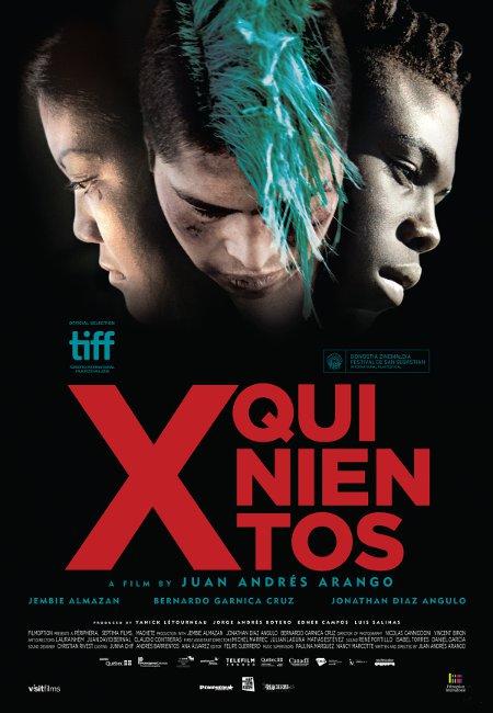 Affiche du film X Quinientos