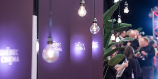 Gala Québec Cinéma (image Gala 2016 - crédit Vivien Gaumand)