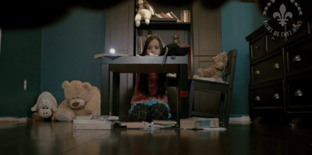 Image extraite du court métrage Monster under the Bed (Moises Velasquez)