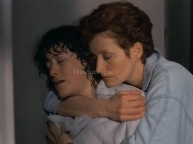 Albane Guilhe et Louise Marleau dans Anne Trister de Léa Pool