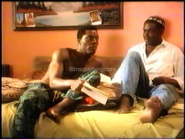 Image de Isaac de Bankolé et Maka Kotto dans Comment faire l'amour avec un nègre sans se fatiguer