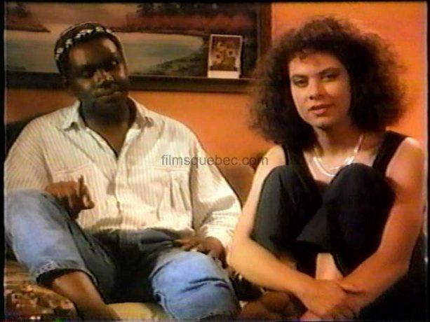 Image de Maka Kotto et Myriam Cyr dans Comment faire l'amour avec un nègre sans se fatiguer