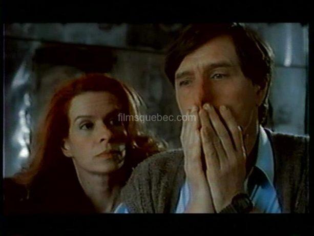 Image de Pierre Curzi et Louise Richer dans le film Le cri de la nuit