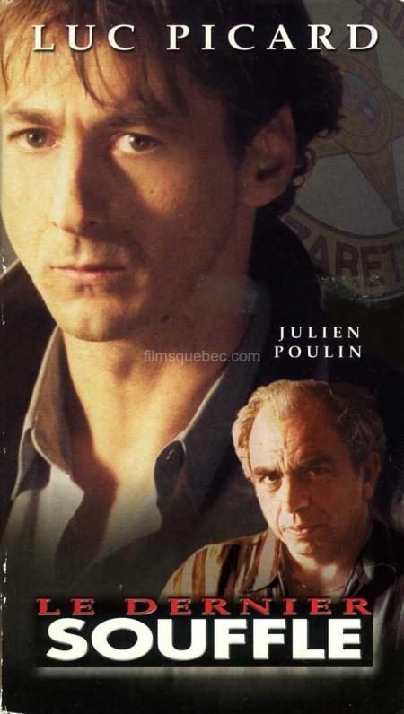 Jaquette de la VHS du film Le dernier souffle de Richard Ciupka