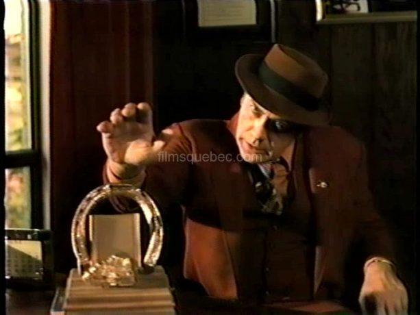 Pierre Lebeau, l'oiseau de mauvais augure dans le film La déroute de Paul Tana