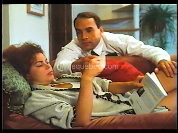 Pierre Chagnon et Dominique Pétin dans La fabrication d'un meurtrier d'Isabelle Poissant
