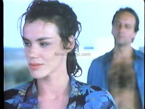 Michel Côté et Claire Nebout dans Moody Beach de Richard Roy