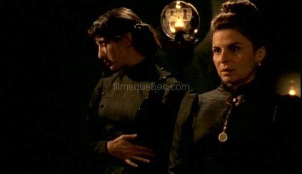 Marie-Ève Bertrand, Guylaine Tremblay - deux soeurs que tout oppose dans Mariages de Catherine Martin