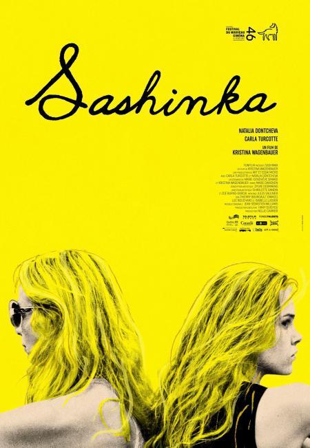 Affiche du film Sashinka de Kristina Wagenbauer