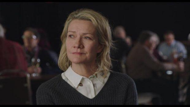 Image de la grande comédienne québécoise Élise Guilbault dans Pour vivre ici de Bernard Émond (source Québec Cinéma)