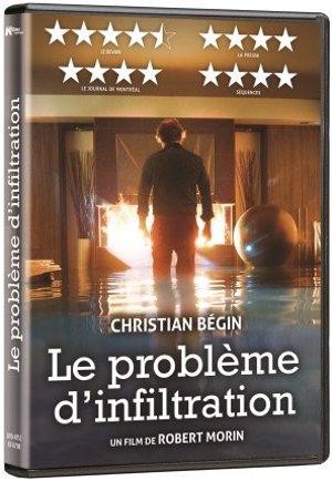 Pochette DVD du film Le problème d'infiltration (K-Films Amérique)