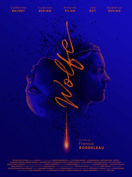 Affiche du film Wolfe de Francis Bordeleau