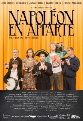 Napoléon en apparte – Film de Jeff Denis