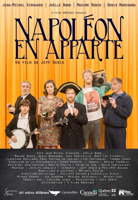 Affiche Napoléon en apparte (K-Films Amérique)
