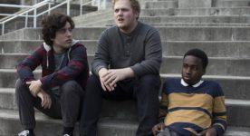 Image des jeunes Étienne Galloy, Will Murphy, Madani Tall dans Avant qu'on explose